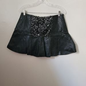 Fate Mini Skirt